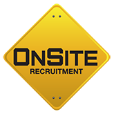 On-Site Recruitment Logo