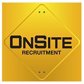 On-Site Recruitment Logo